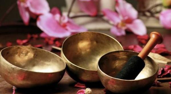 Terapia del suono con campane tibetane